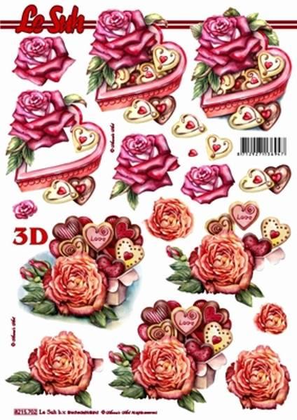 3D ark - roser