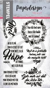 Bilde av Papirdesign - Mot